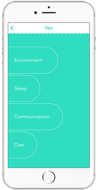 Baby Sleep Guide App